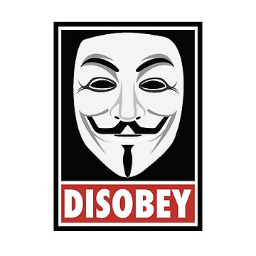 Disobey by pepperypete