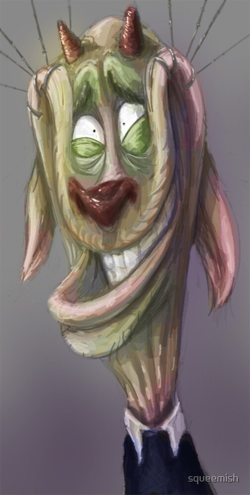 Mr Masque by squeemish