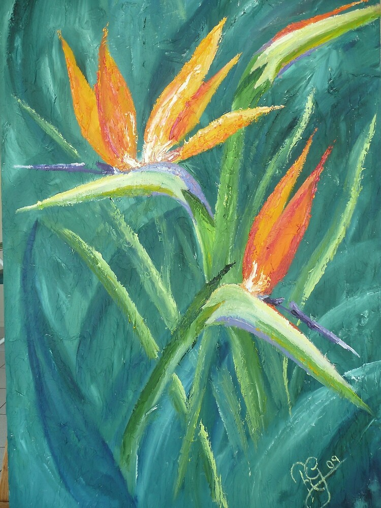 Bird of Paradise by ritagee