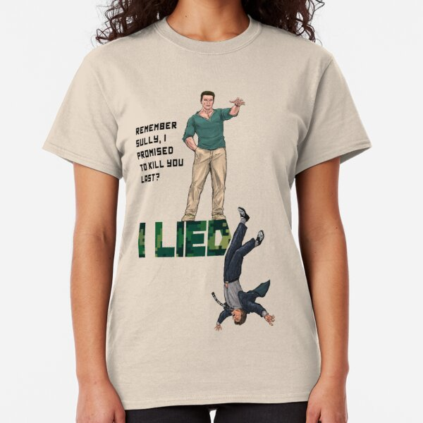 I Lied - Special Forces 1985 Classic T-Shirt
