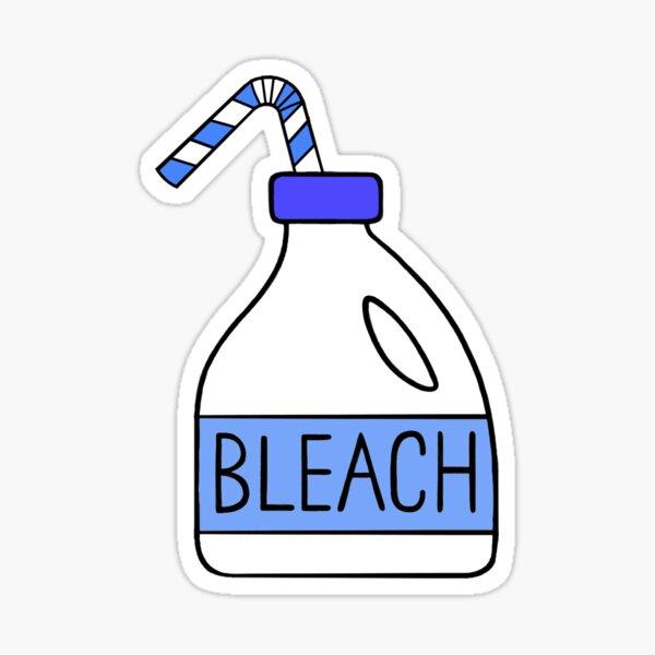 Drink Bleach Sticker