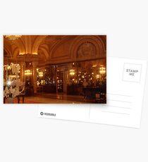 Hotel Paris Postcards