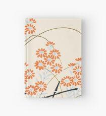Japanische Chrysantheme-Verzierung Notizbuch