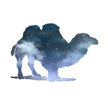 Camel by GwendolynFrost