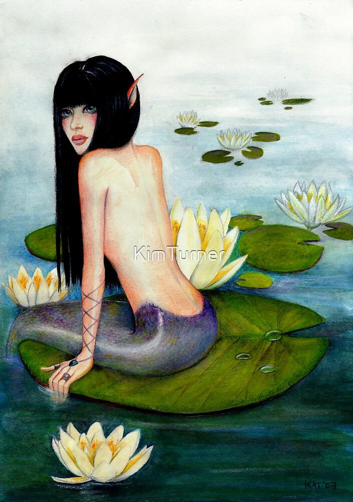 PaiMei the mermaid by KimTurner