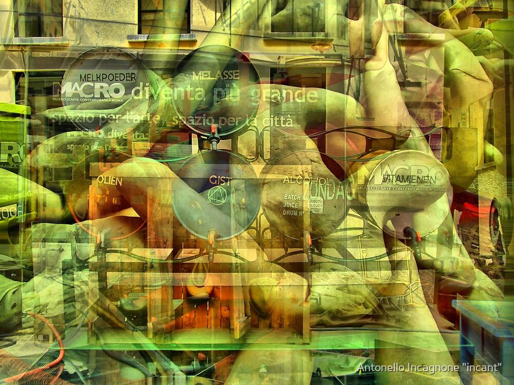 "MACRO by Antonello Incagnone ""incant"""