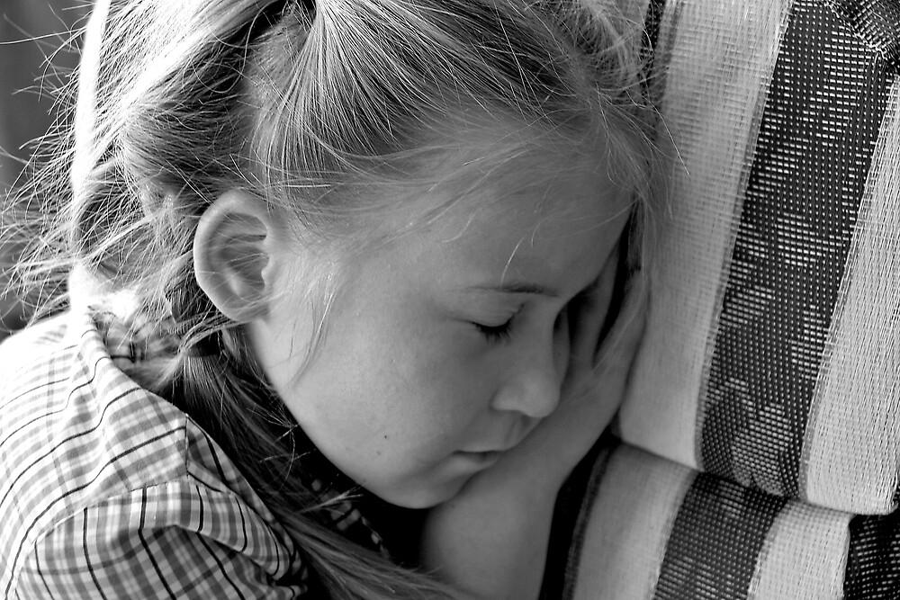 Sleeping Beauty by Alexandra Dellaportas