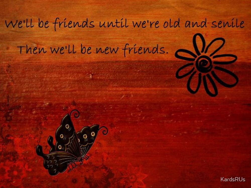Friends by KardsRUs