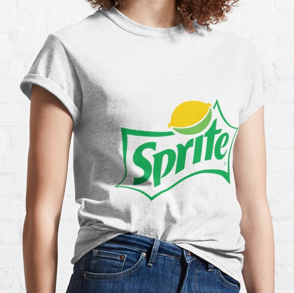 Original green sprite logo Classic T-Shirt