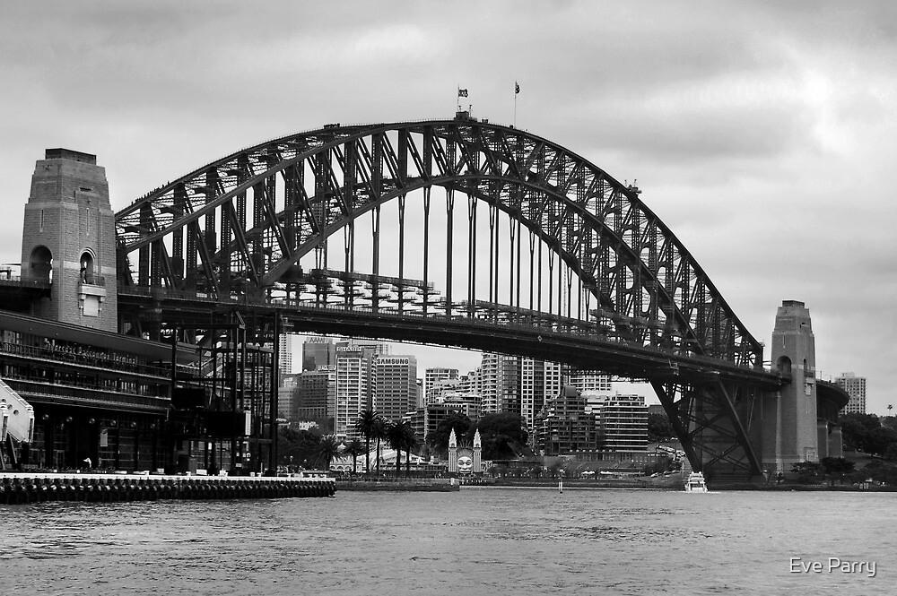 Sydney Harbour Bridge by Eve Parry