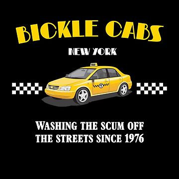 Bickle Cabs by pepperypete