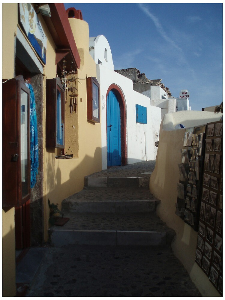 Santorini by Guerrilla