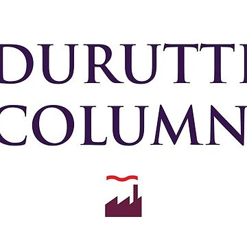 Durutti Column by DivDesigns