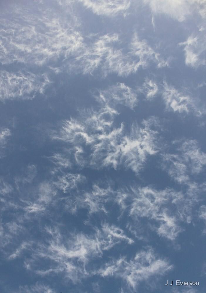 Sky Sprites by J J  Everson