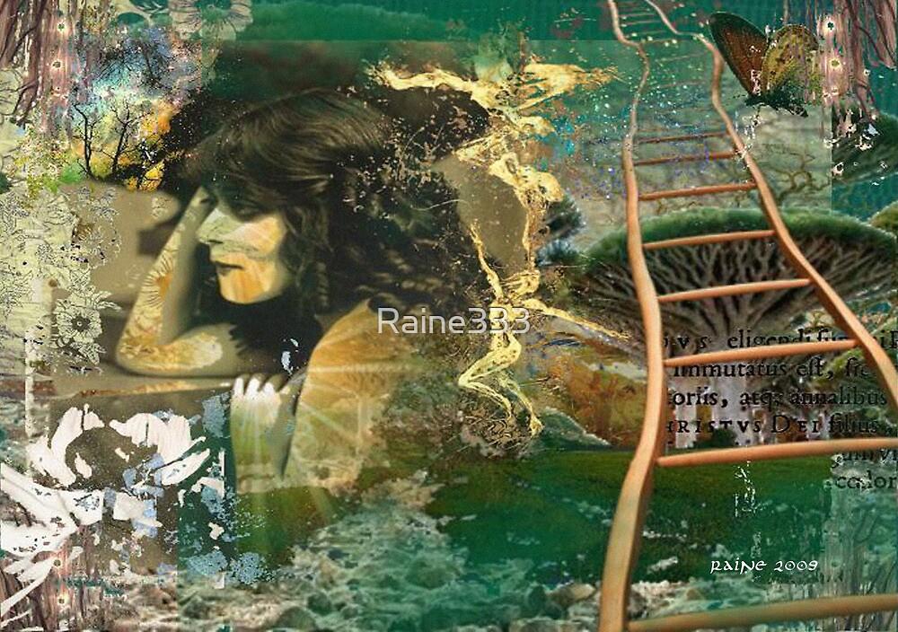 Sirena Slowly Surfacing by Raine333