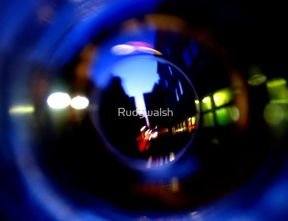 Narrow Street. by Rudywalsh