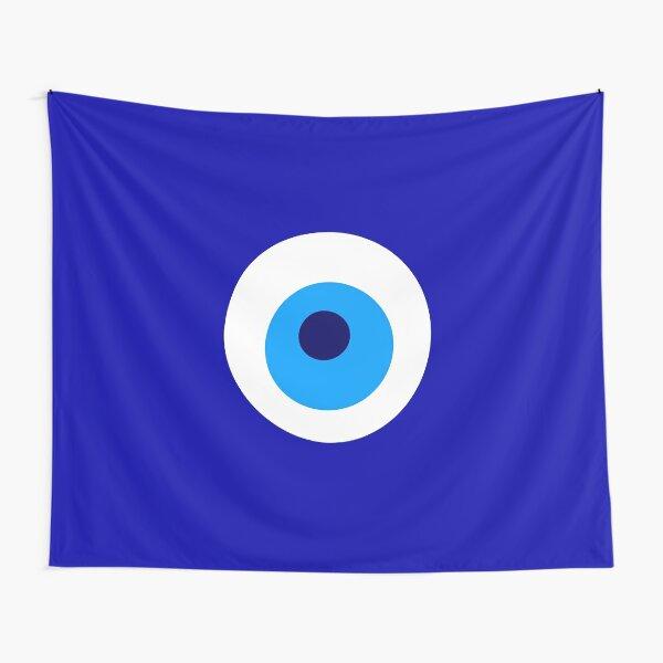 Nazar Mal Símbolo de protección ocular Amuleto Turco Turquía Persa Persia Irán Grecia Griego Pakistán Tela decorativa