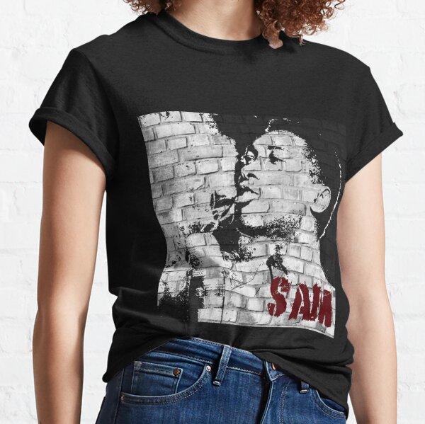 Graffiti art: Sam Cooke Classic T-Shirt