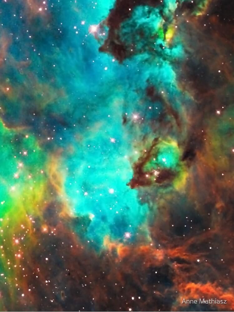 Galaxy / Seahorse / Large Magellanic Cloud / Tarantula Nebula by boom-art