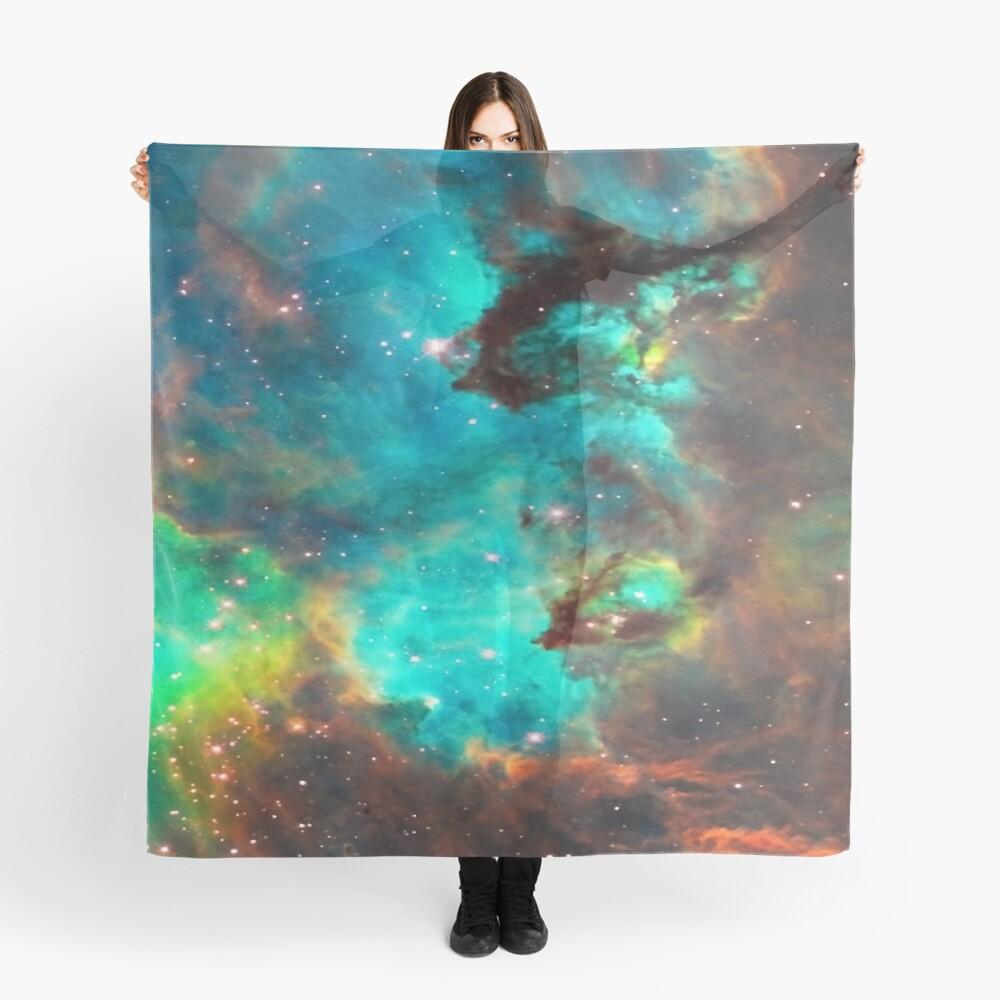 Galaxie / Seepferdchen / Großer Magellanischer Wolken- / Tarantelnebel Tuch