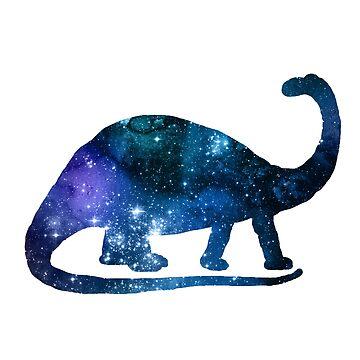 Brontosaurus by GwendolynFrost