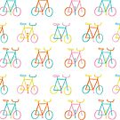 Happy Bikes by Amy Walters