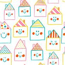 Happy Houses by Amy Walters