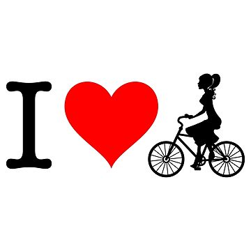 I Love Bike II by fourretout