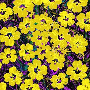 Flowers Pattern 5 DZ by Vitta