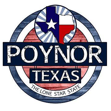 Poynor Texas rustic wood circle by artisticattitud