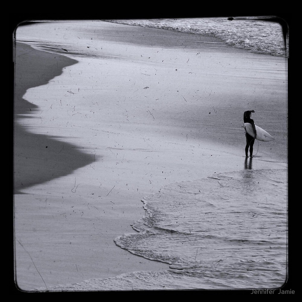 Bondi Surfer by Jennifer  Jamie