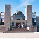 The Australian War Memorial by Mark Prior