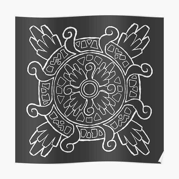 Relic Fragment - White Poster