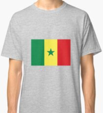 Flag of Senegal Classic T-Shirt