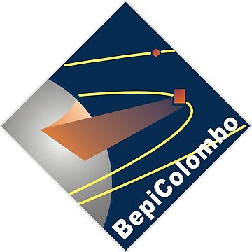 BepiColumbo Logo by Spacestuffplus