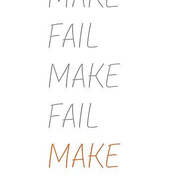 make fail by burenkaUA