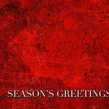 Abstract Holiday Card by davesphotoart