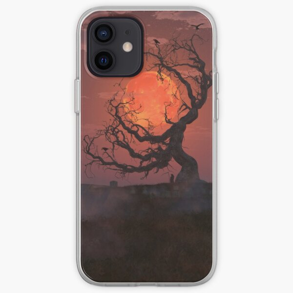 Harvest Moon iPhone Soft Case