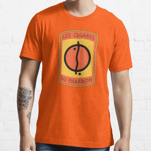 The Cigars of the Pharaoh Logo Essential T-Shirt