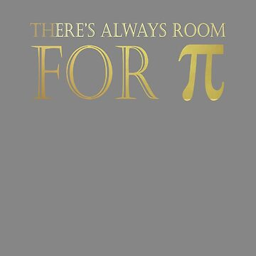 Fun Math and Pie Lover Always Room Design by LGamble12345