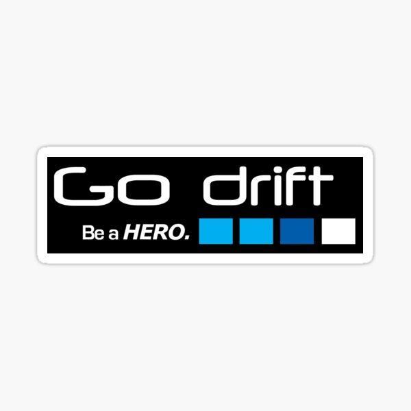 Go Drift Sticker