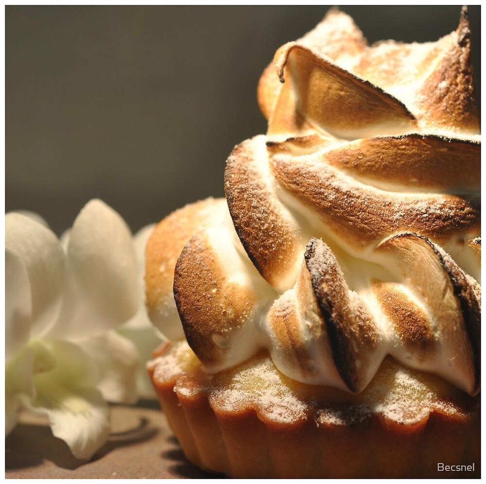 lemon meringue by Becsnel