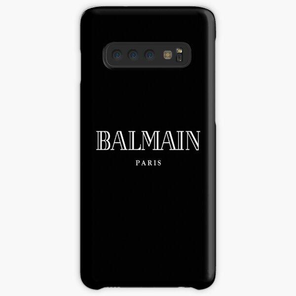 Balmain Paris White Samsung Galaxy Snap Case