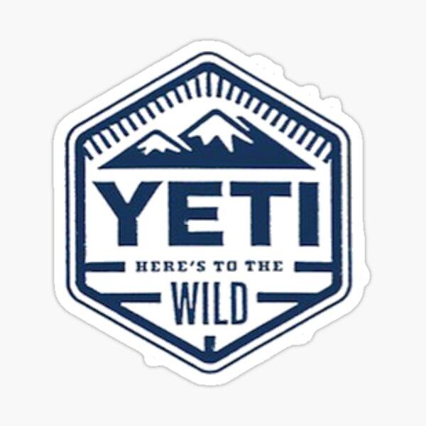 Yeti Stickers Redbubble