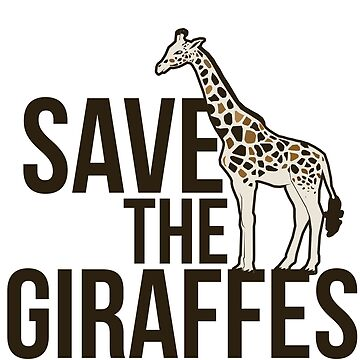 Save the Giraffes by Boogiemonst