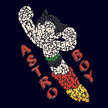 Astroboy by Karotene