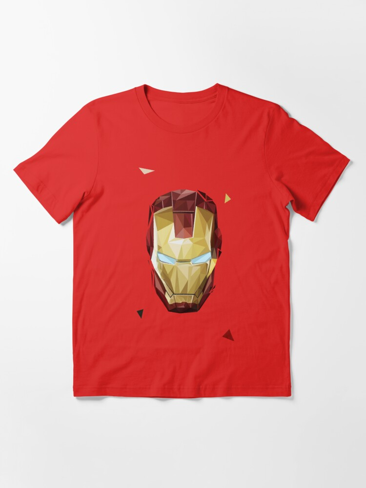 Alternate view of Polygon Hero Essential T-Shirt