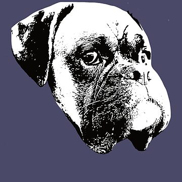 Boxer Dog - Boxer Christmas Gifts by DoggyStyles