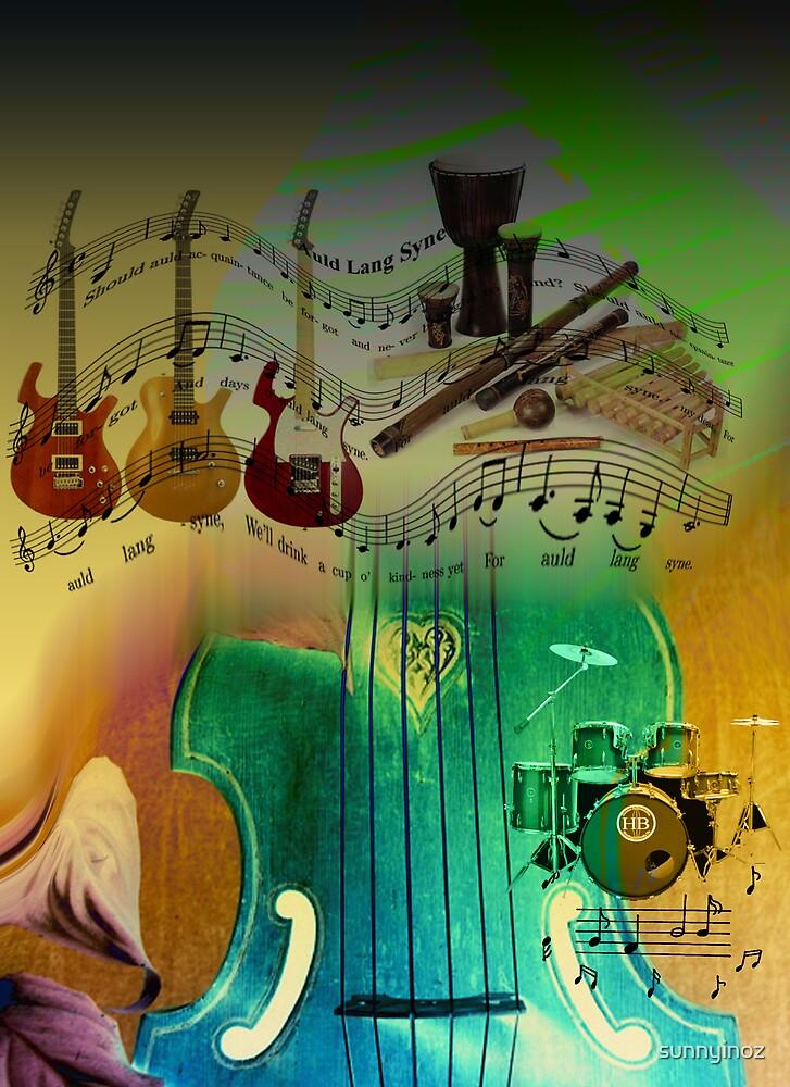music by sunnyinoz