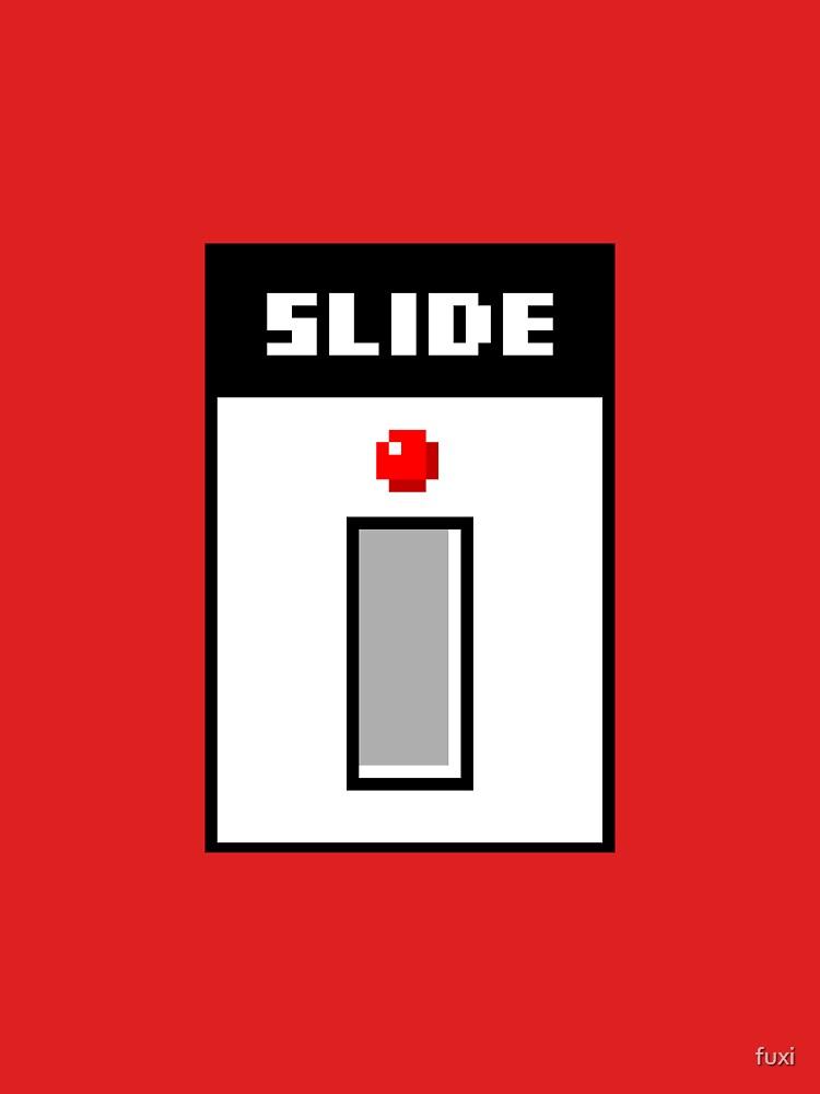 8Bit TB-303 Slide Pixel by fuxi